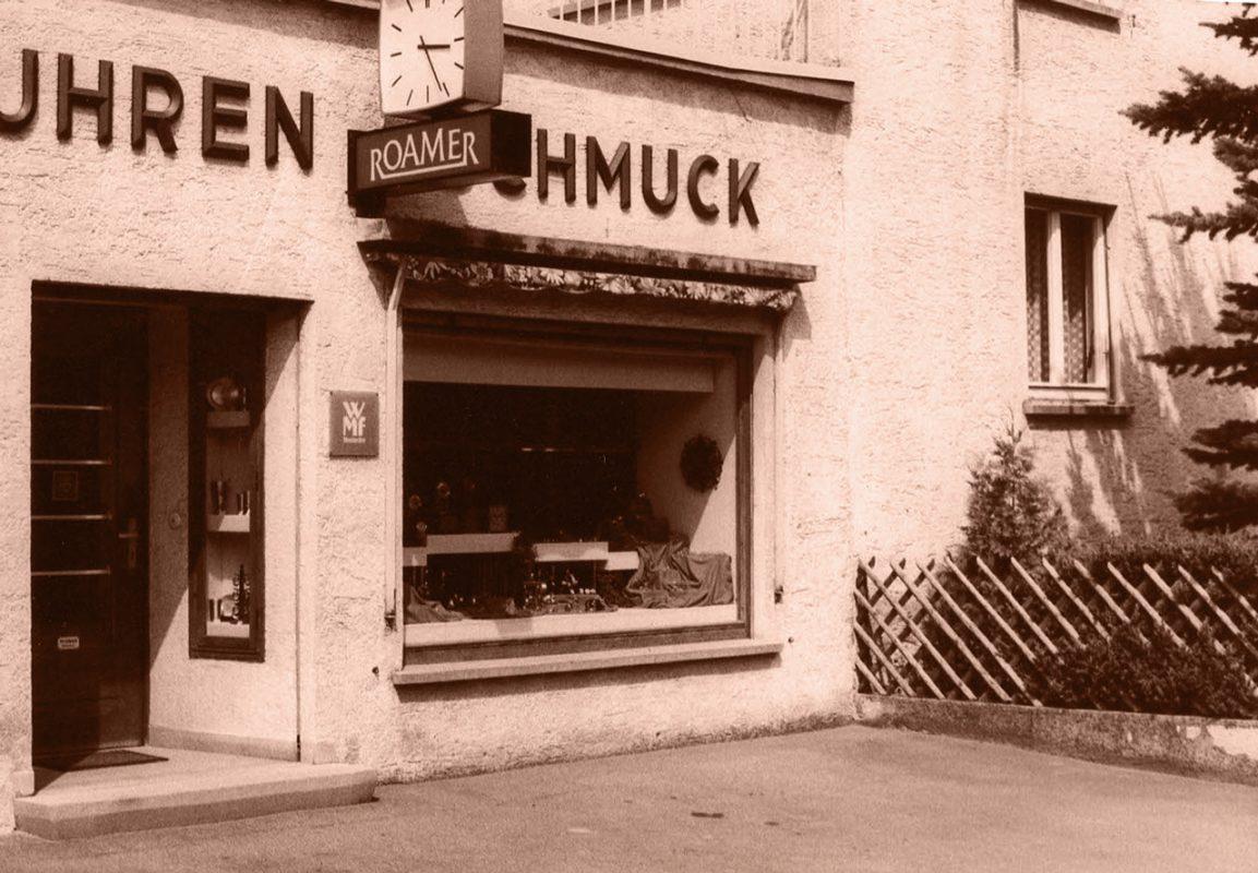 Alter Laden Ehrensteinerstraße